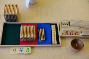 Elementary Montessori Math Materials