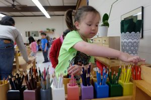 Early Childhood Montessori Learning