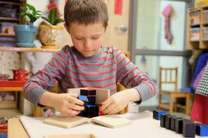 Hands-on Montessori Math